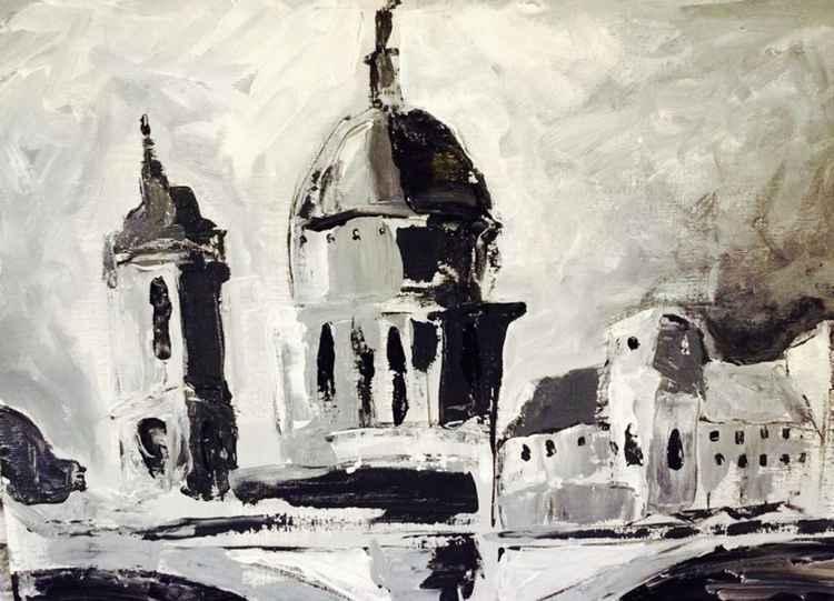 St Paul's -