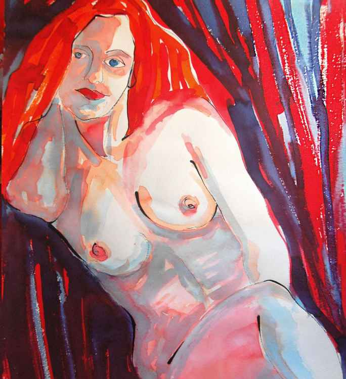 Redhead Girl -