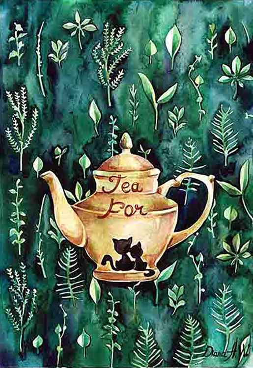 Tea for Two -