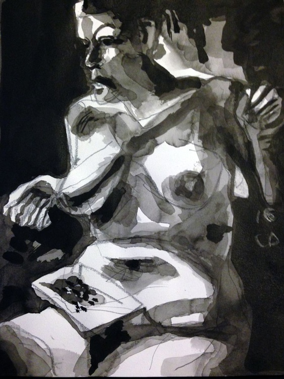 Studio nude 04/10/16 - Image 0