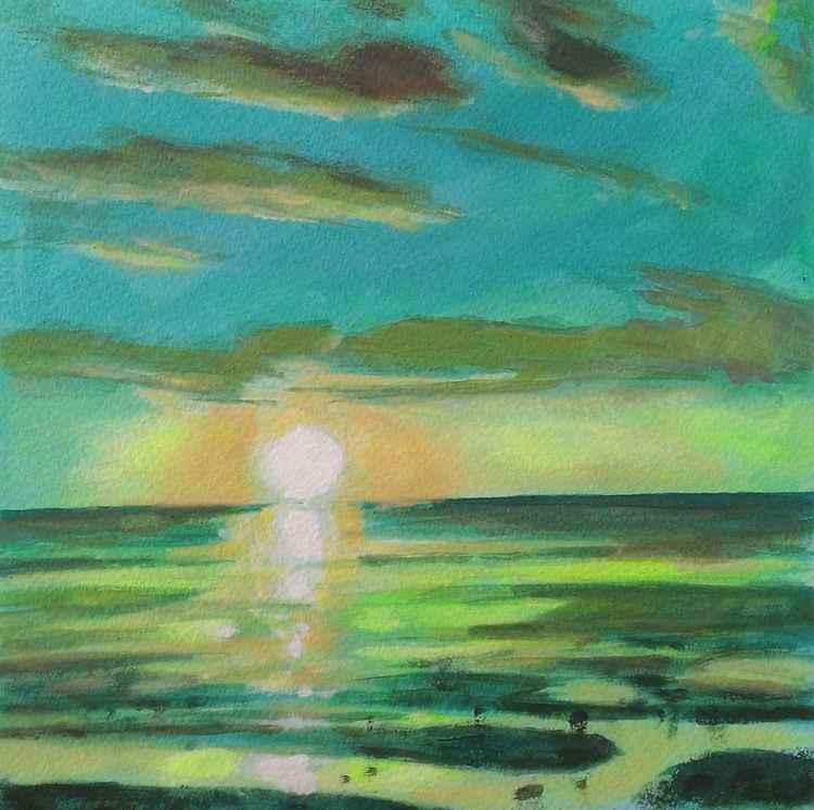 Seasalter Sunset No.4