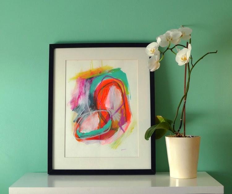 Holi Abstract #5 - Image 0