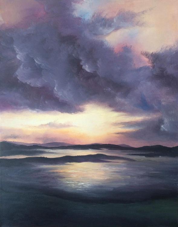 Sunrise On Callanish - Image 0