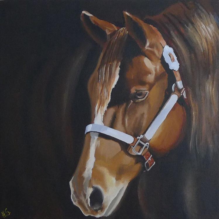 Chestnut Horse - Image 0