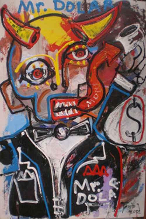 Mr. Dollar -