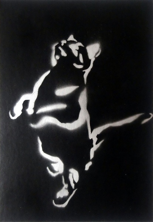 Full Motion! #8, CHROME&BLACK edition, number 1 - Image 0