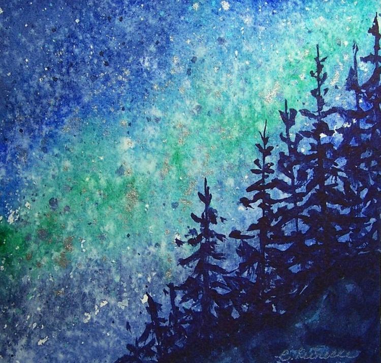 Shimmery Night - Image 0