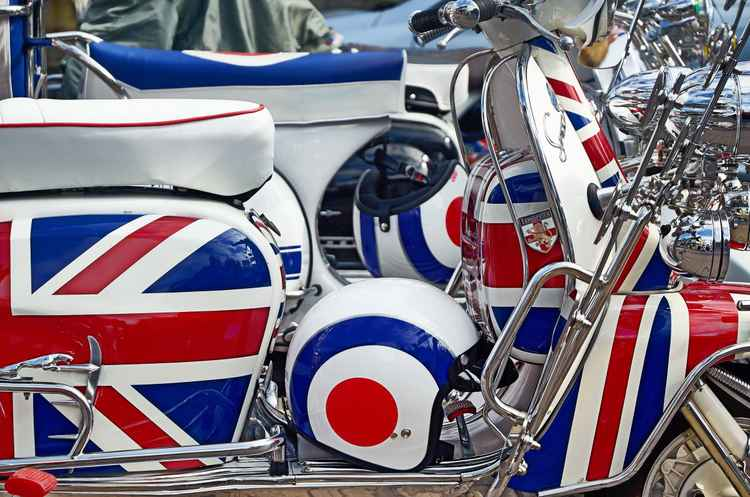 Great British Lambretta