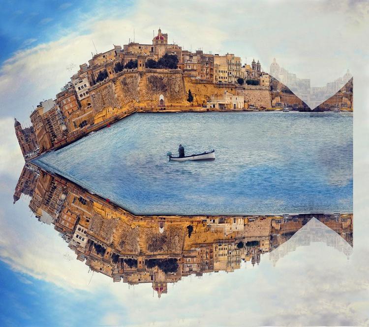 THE FISHERMAN IN MALTA #1 - Image 0