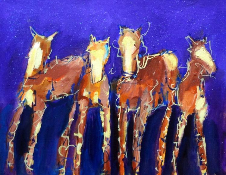 Four Pony Lite Show - Image 0
