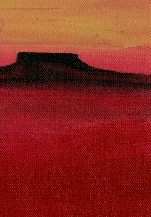 Mesa 37 - Acrylic On Canvas -