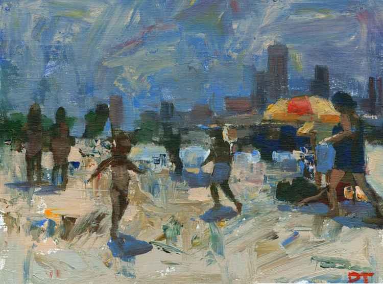 North Avenue Beach -
