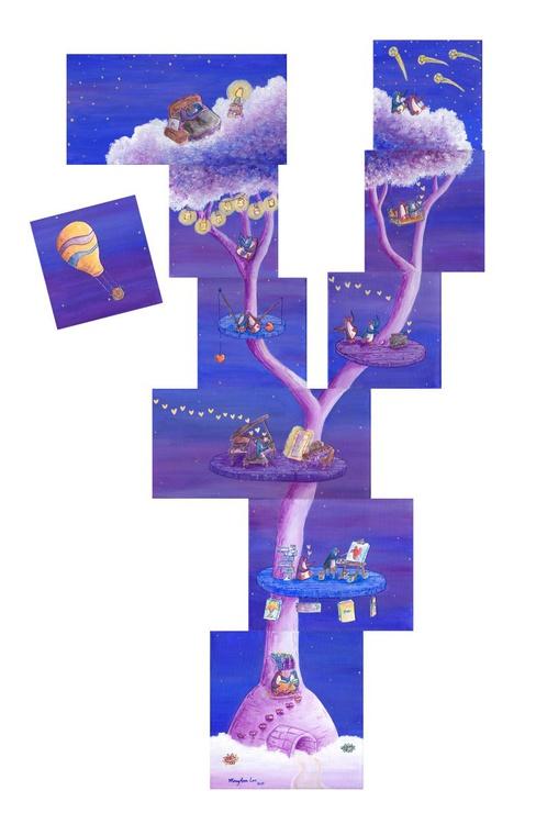 The Lovebirds' Dream Tree (2015) - Image 0