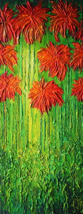 Tropical flowers - Image 0