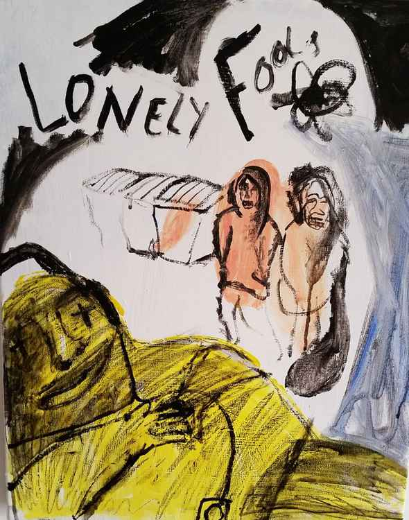 Lonely Fools -
