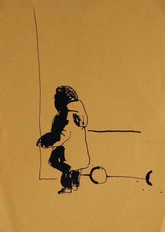 Child, 21x29 cm - Image 0