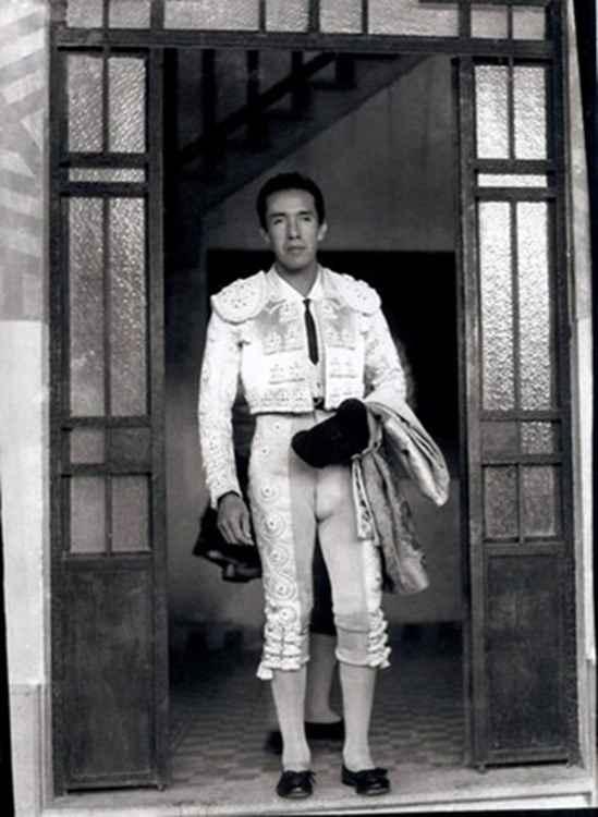 Silverio Perez, c. 1948 • Samuel Gutierrez, Foto Estudio Paris, Jalisco, Mexico • Silver Rag Print -