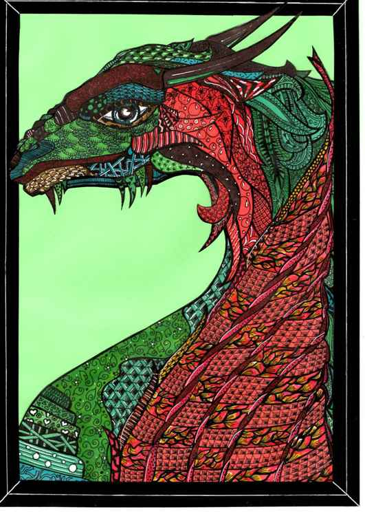 Green Dragon -