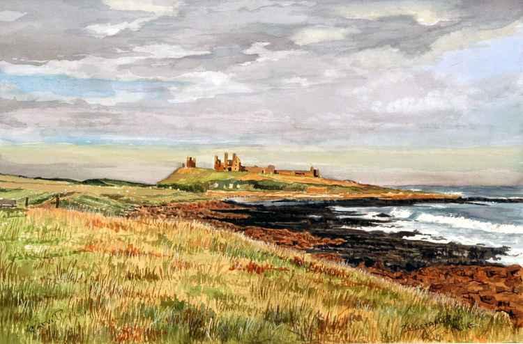 Dunstanburgh Castle -