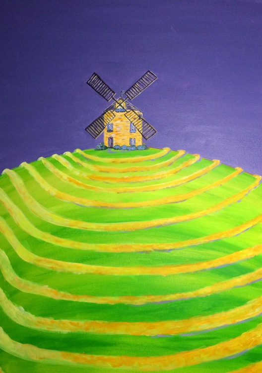 BLUE GARDEN 55 - THE MILL - Image 0