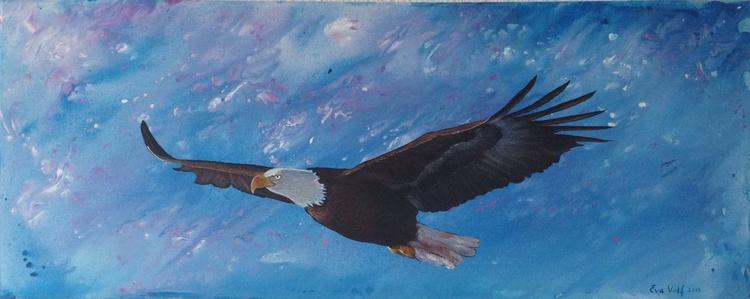 "Gliding 30x12"" - Image 0"