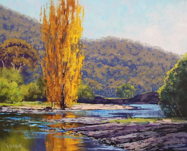 Tumut River Colours - Image 0