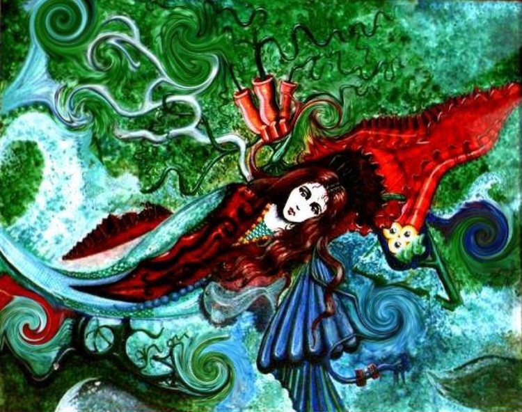 Turbulent Mermaid - Image 0