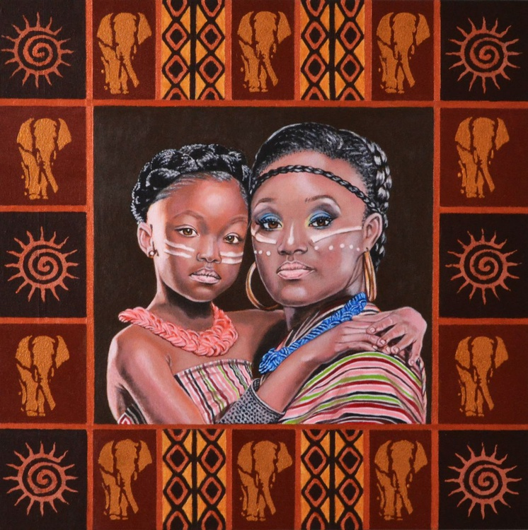 """Mother Africa"" - Image 0"