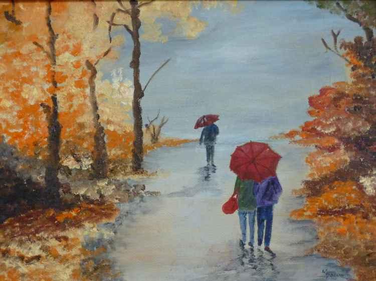 Autumn Rain -