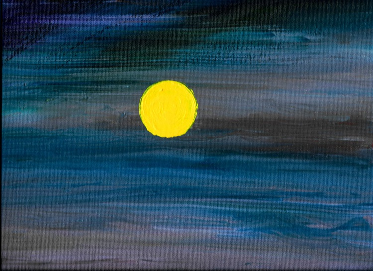 bright on darkness - Image 0