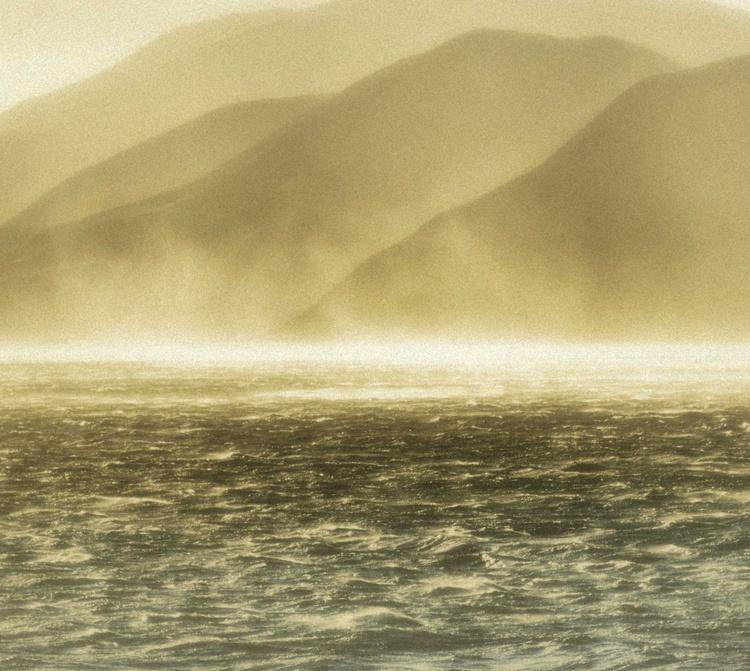 Leaving Pelorous Sound, New Zealand - Image 0