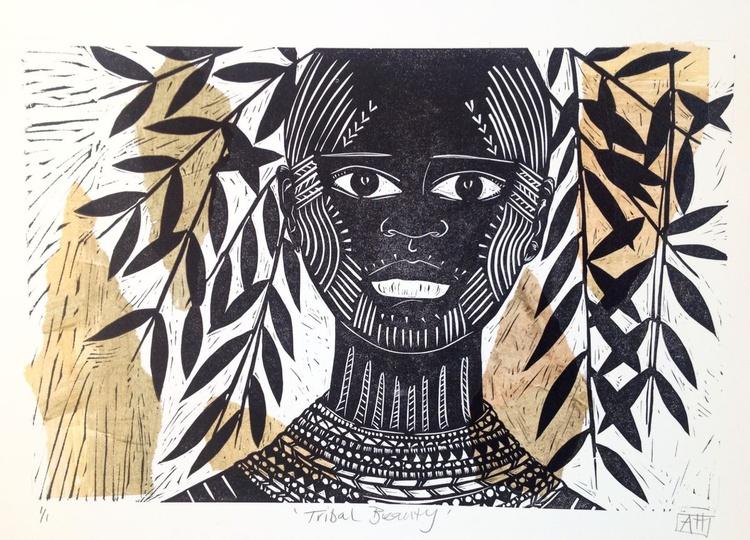 Tribal Beauty - Image 0