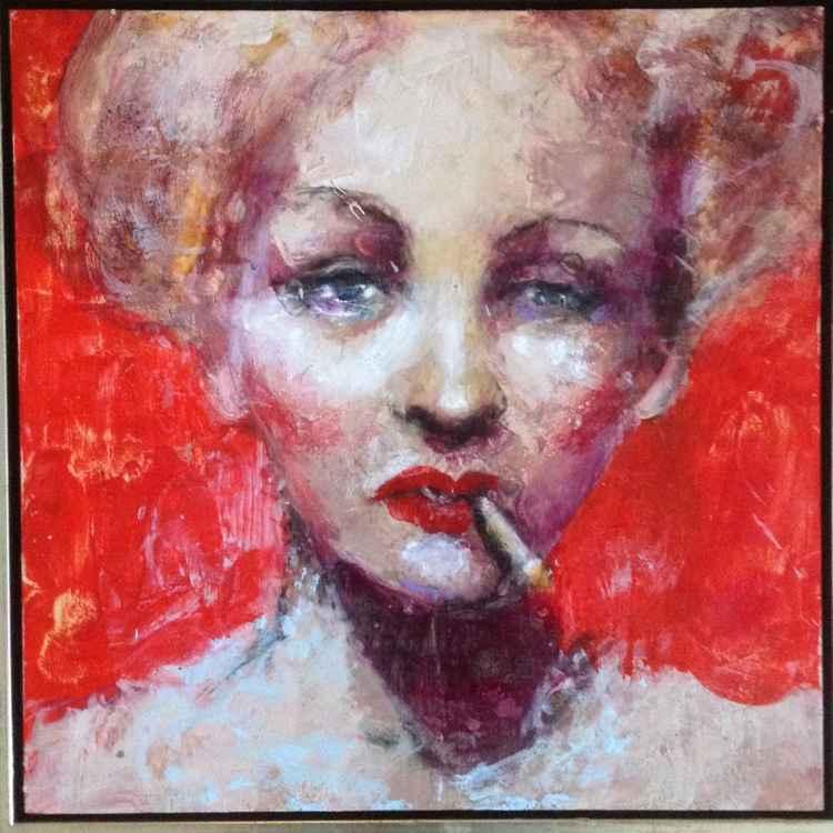 Marlene .. The Scarlet Women Series -