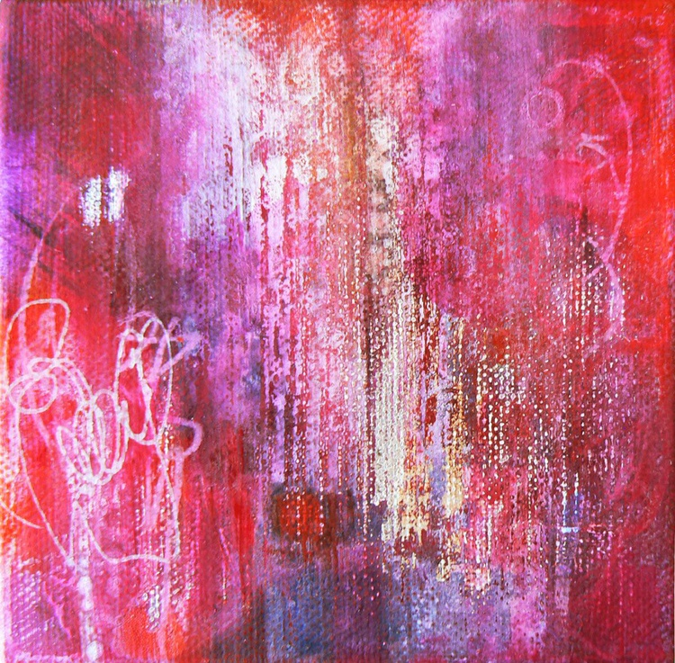 mini abstract #11 - Image 0