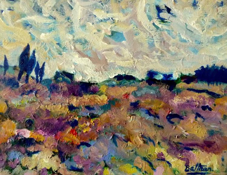 Un coin de Provence - Image 0