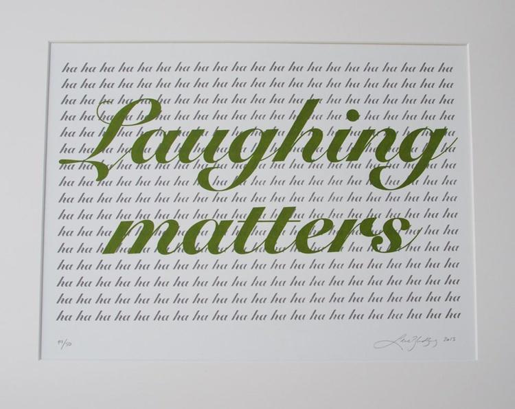 Laughing matters - Image 0