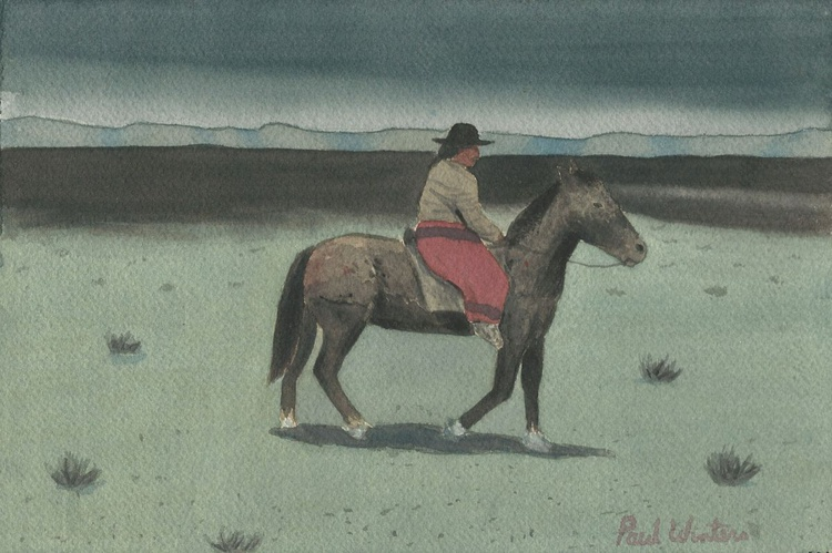 Riding by the moonlight - Image 0