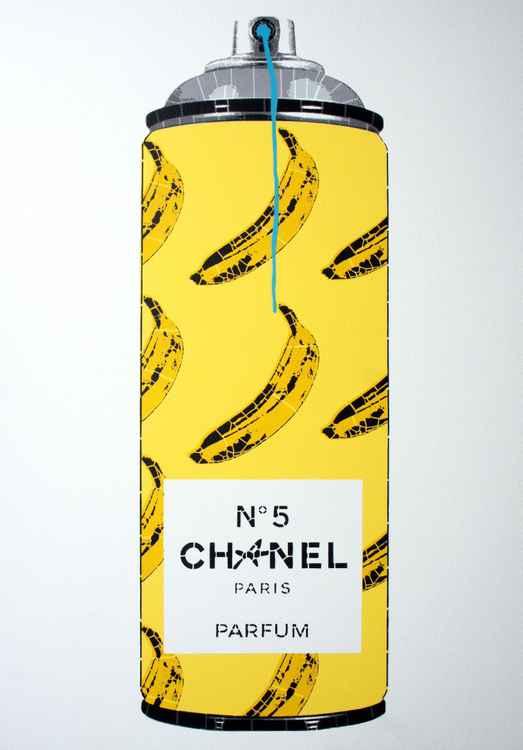 Chanel Bananas (Ed. 4 of 12) -