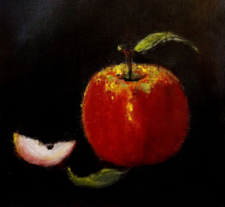 One more apple.. - Image 0