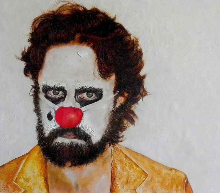 clown benjamin (portrait) -