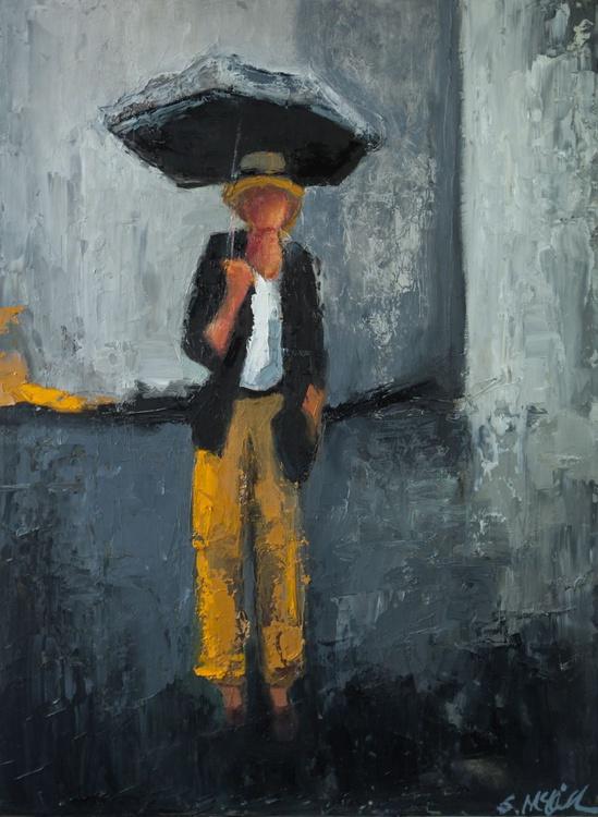 Raining in Soho - Image 0