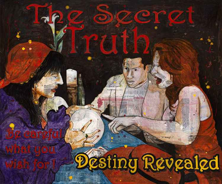 The Secret Truth-SOLD