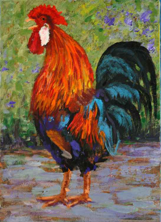 Rooster # 2 -