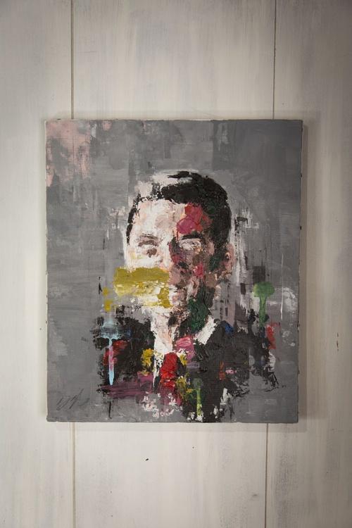 UNTITLED Portrait Art works. - Image 0