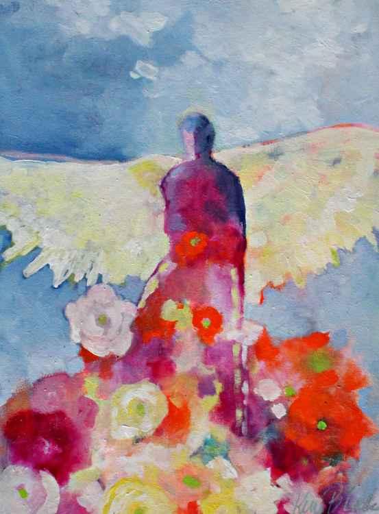 Gardening Angel -