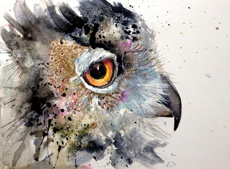 Big eyed Owl - Image 0