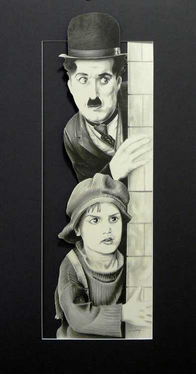 The Kid - Charlie Chaplin - Image 0
