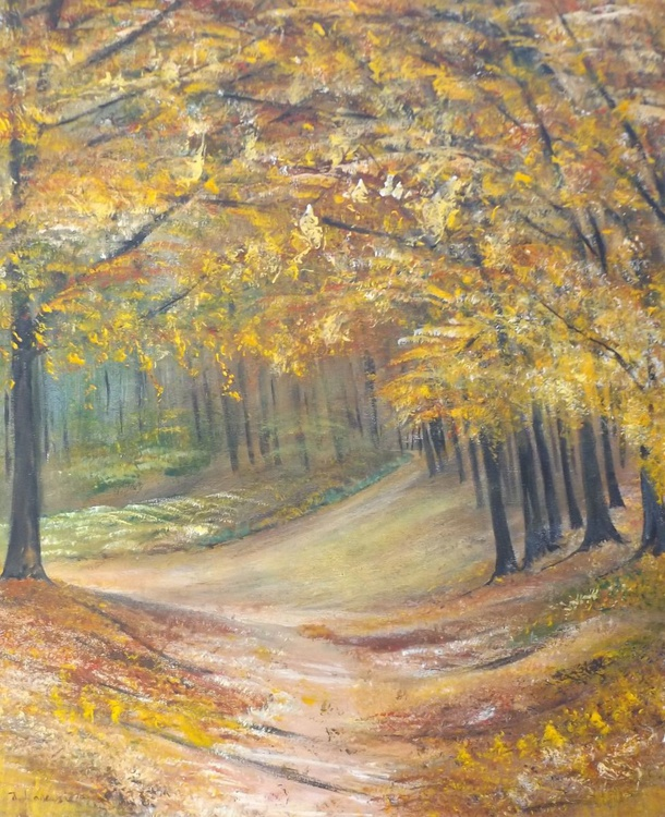 AUTUMN HAS ARRIVED - Image 0