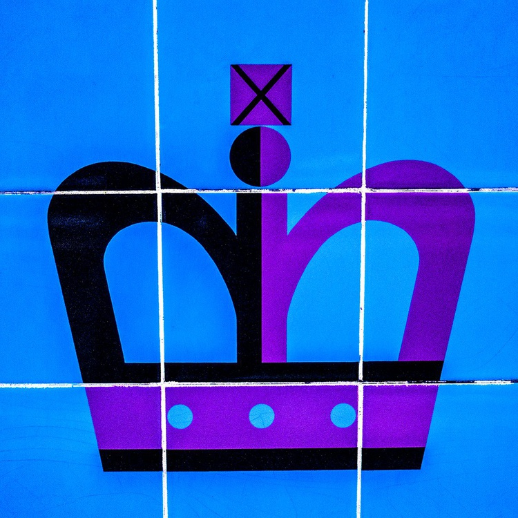 """KINGS CROWN TUBE : CLOSE-UP (Limited edition  1/50) 10""""X10"""" - Image 0"""