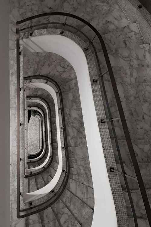 Concrete Shapes 11 - Spiral